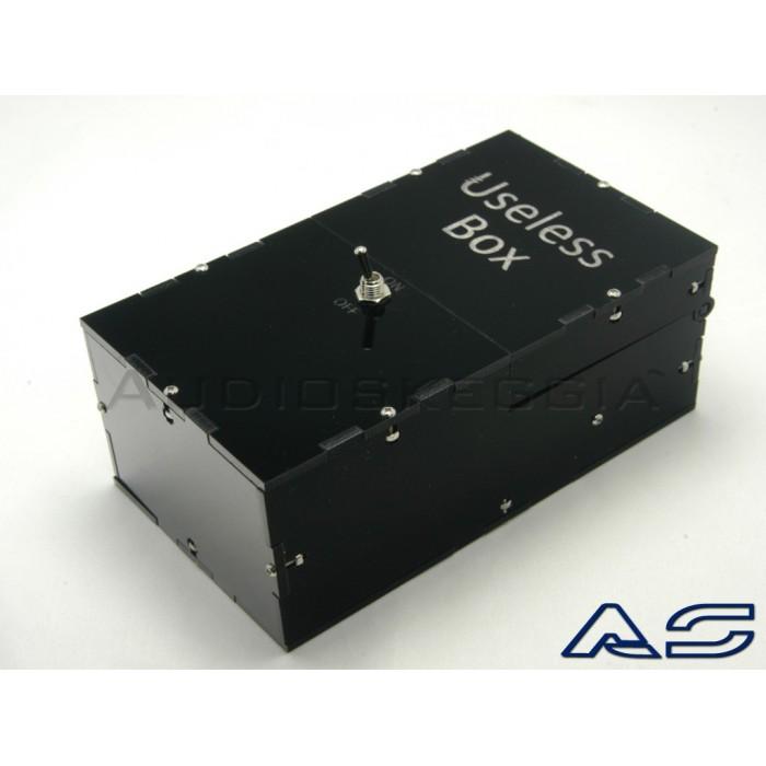 "Useless Box Gadget ""La Scatola Inutile"""