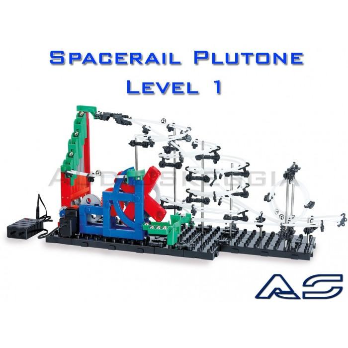 Pista Biglie Plutone motorizzata.