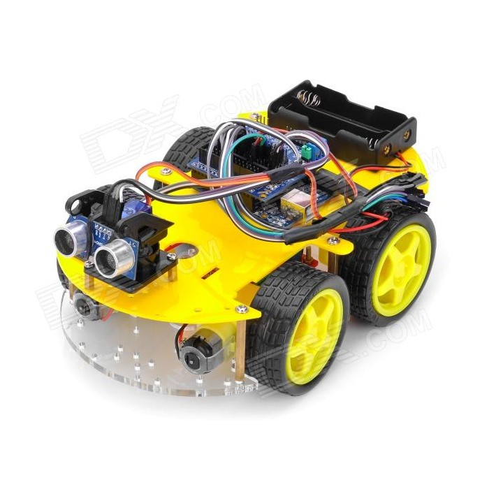 Robot Rover DX Arduino compatibile