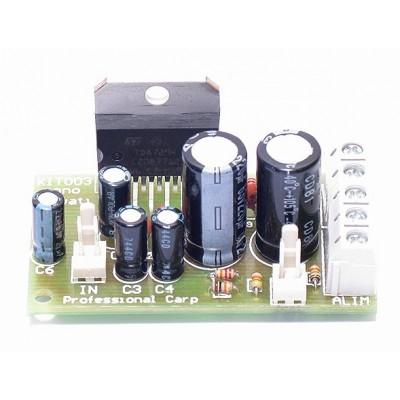Finale di potenza 70W RMS mono con TDA7294