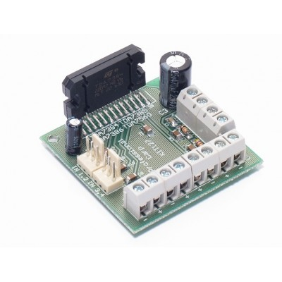 Amplificatore multicanale 4x35Watt Hifi Home Theatre con TDA7386 montato.