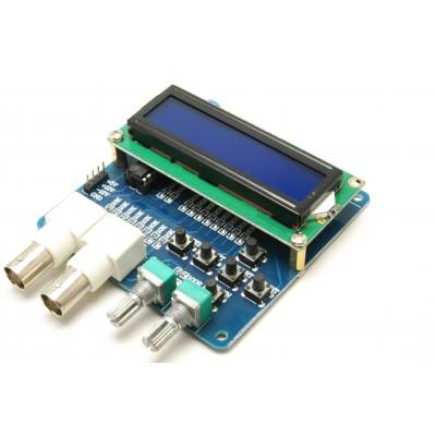 Generatore di funzioni DDS montato e collaudato BF + Mhz