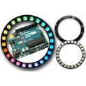 Led Ring Anello 24 Led RGB Driver WS2812 Arduino PIC