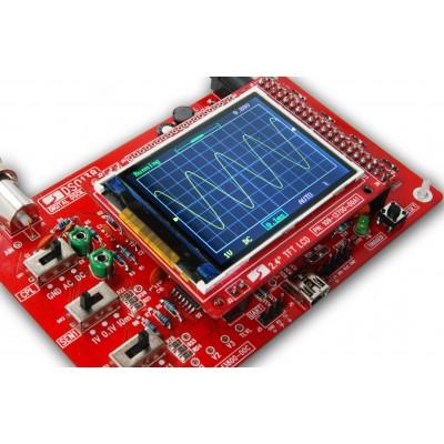 """Oscilloscopio KIT DSO138 LCD colori 2,4"""""""