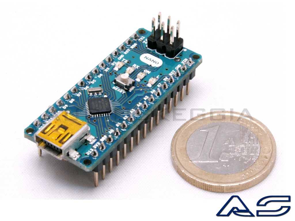 Scheda arduino nano originale made in italy