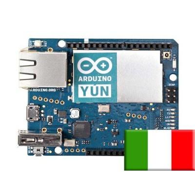 Scheda Arduino Yun Originale. Ethernet + Wifi.