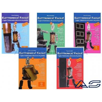Elettronica facile Vol.1-5