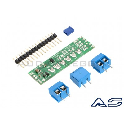 Driver 2 Motori DC Pololu DRV8835 1,5-11V 2,4 Ampere Shield Arduino