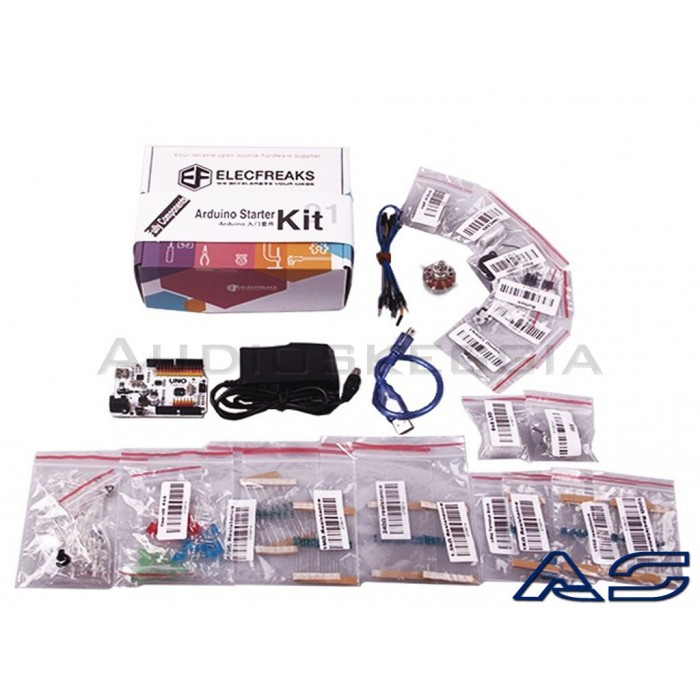 Arduino Uno Starter Kit Originale Italiano