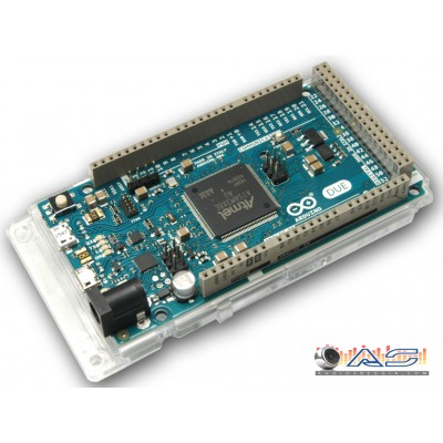 Scheda Arduino DUE Originale made in Italy.