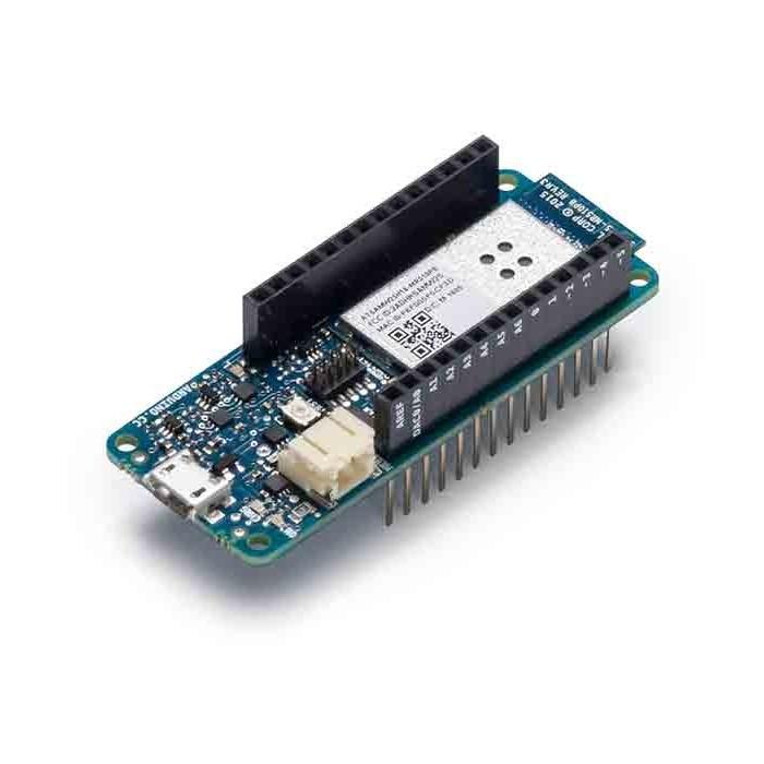 Scheda Arduino MKR1000 Wifi con connettori