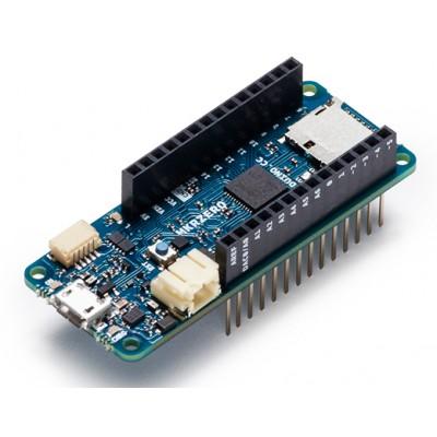 Scheda Arduino MKR Zero SD I2S con connettori