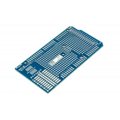 Shield prototipo Arduino Mega Originale Millefori sperimentale.