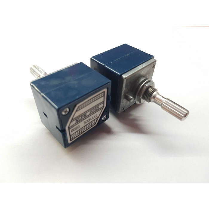 Potenziometro ALPS 500K Log Stereo