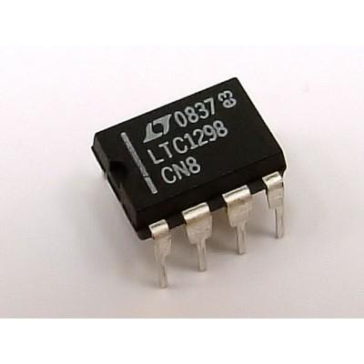 N.2 LTC1298CN8 IC Convertitore A/D 12 Bit