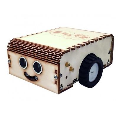 Robot Rover FreaksCar Arduino compatibile con motori sensori APP