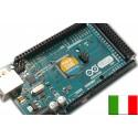 Scheda Arduino Mega 2560 Originale made in Italy. Esperimenti elettronica.